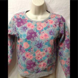 Girl's size 10/12 JOE BOXER lightweight sweatshirt